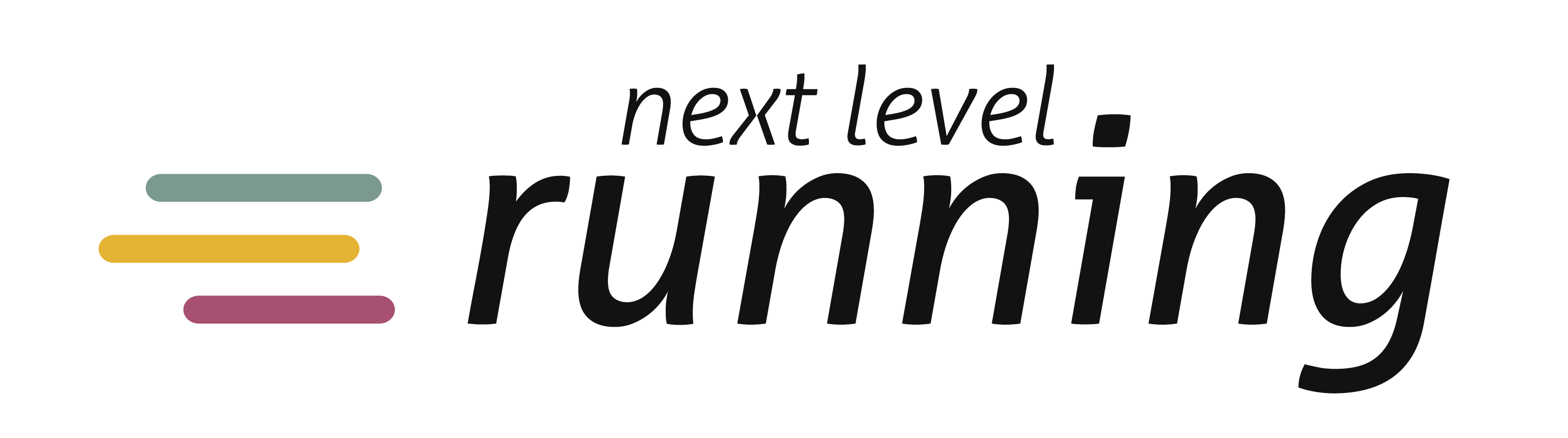Логотип next level.running GmbH